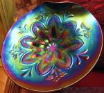 Border Plants: Plate Single Handgrip Purple by Dugan